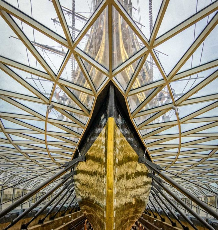 Cutty Sark - Limited Edition Print - Image 0