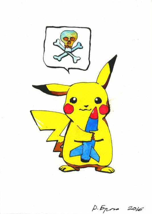 Peacekeeping Pokemon -