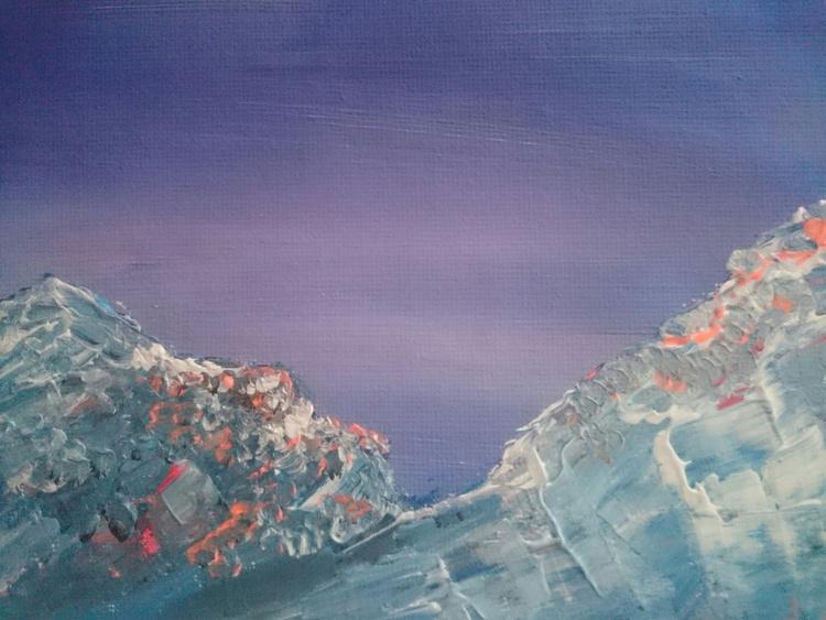 Still mountain - Image 0