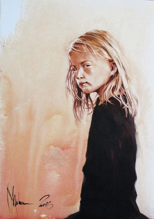 The girl portrait - Image 0