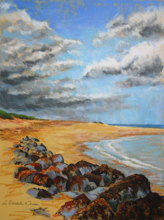 Rocks at Sea Palling - Image 0