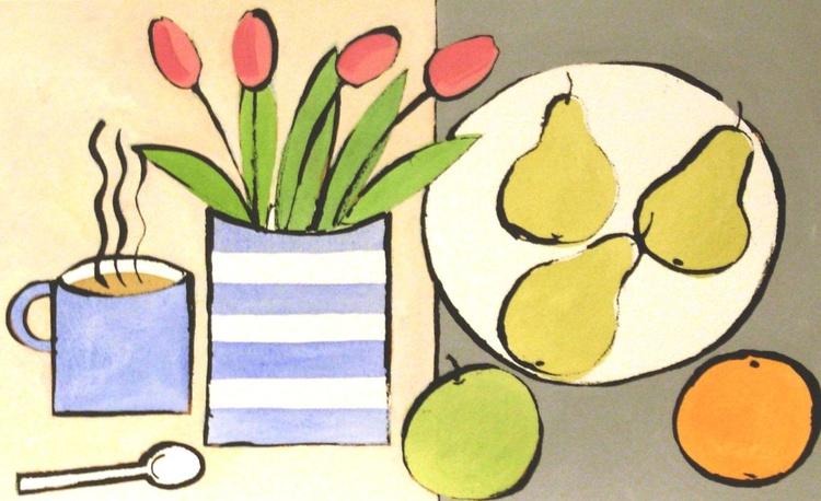 Breakfast Table - Image 0