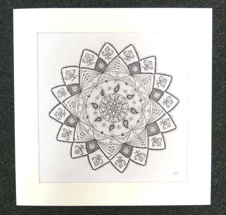 Mandala 4 - Image 0