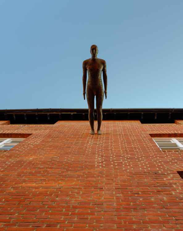 Sculpture, Anthony Gormley -