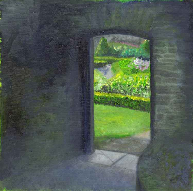 Aberglasney Arches 3 -