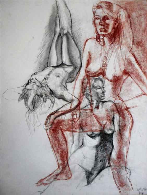 Figure Study 160304