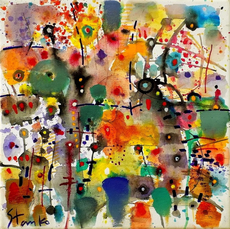 Abstract gardens(musical script)-II - Image 0