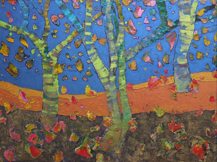 Four Trees - Image 0