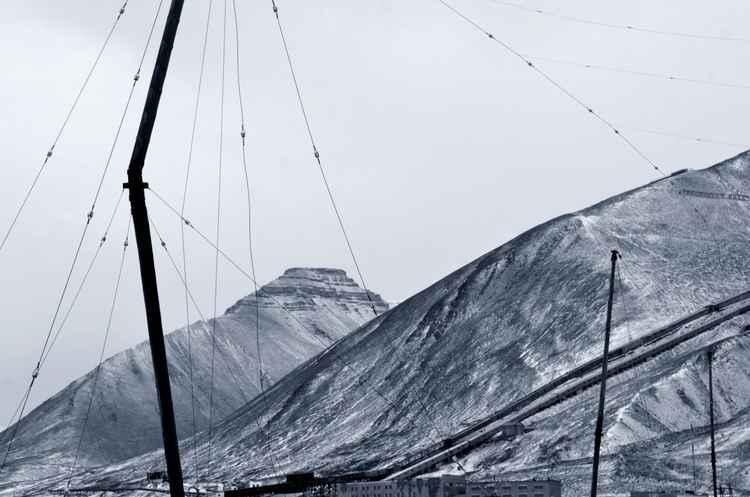 Pyramiden, Soviet ghost town on Svalbard -