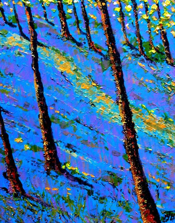 Bluebell wood II - Image 0