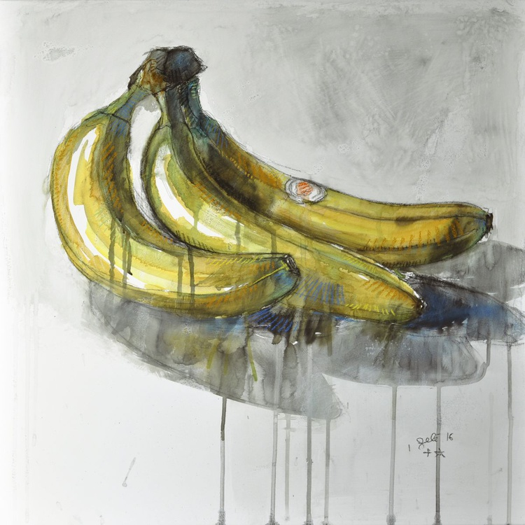 Still Life with Bananas 3 - Image 0