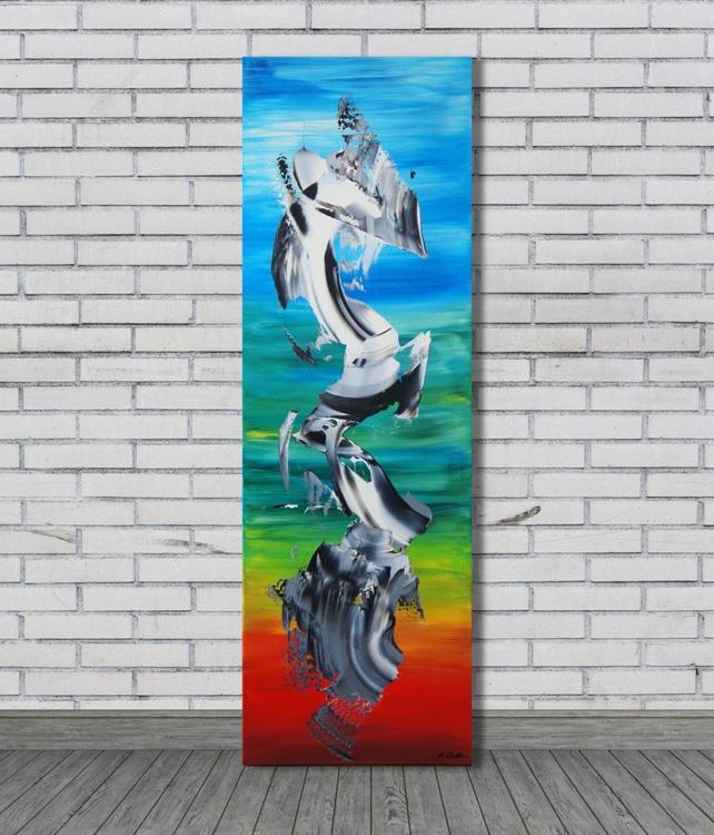 Angelfish (40 x 120 cm) - Image 0