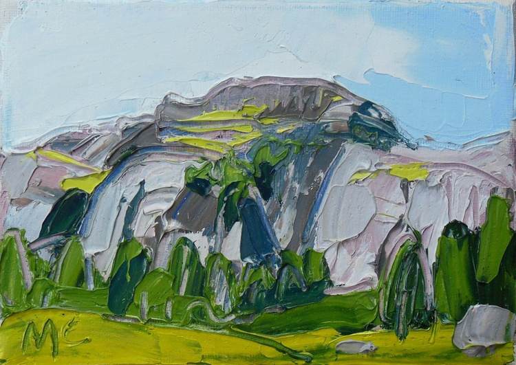 Crag and Trees - The Langdales - Image 0