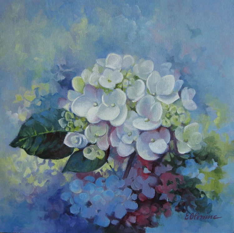 Loving hydrangea - Image 0