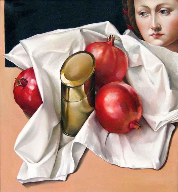Love For The Three Pomegranates
