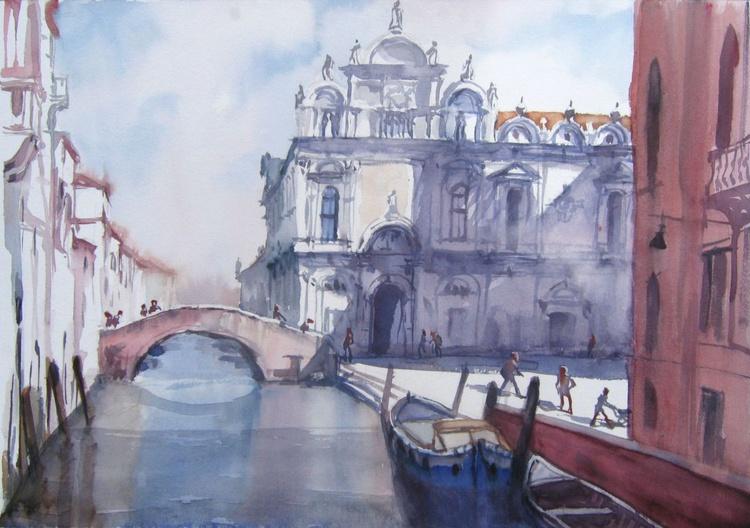 Venice ,grande Scuola - Image 0