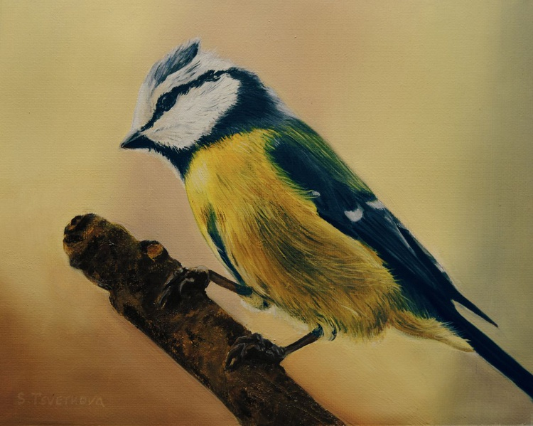 Vogel painting - Image 0