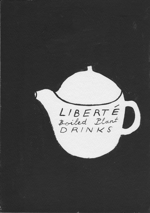 Liberté Drinks - IN EXHIBITION. UNAVAILABLE UNTIL JANUARY 2016 - Image 0