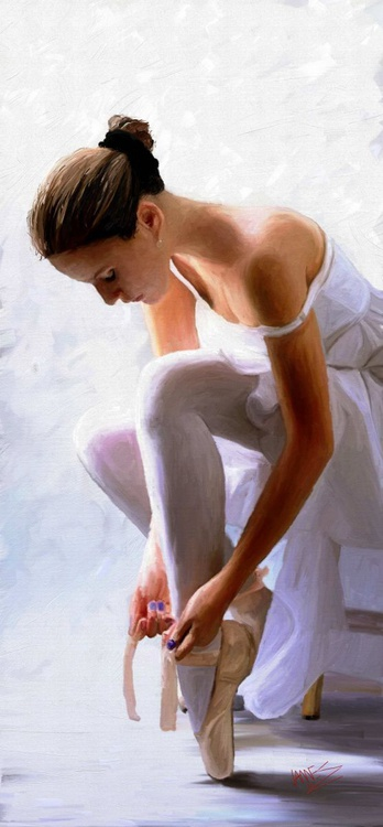Ballerina are you ready - Image 0