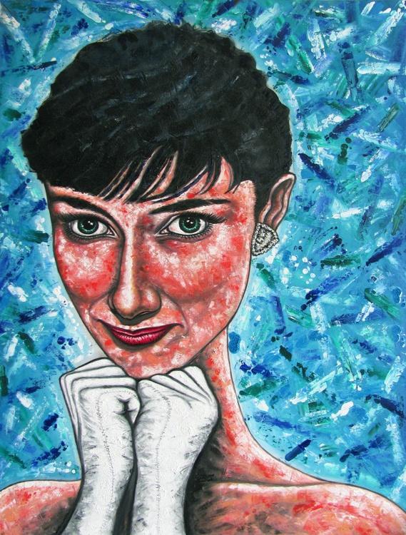 """""""Audrey: Larger Than Life"""" - Image 0"""