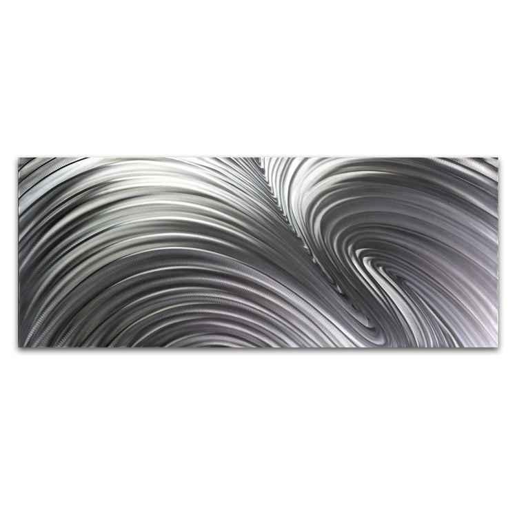 Fusion Composition | HD Metal Art Photo Print, Giclée on Metal -