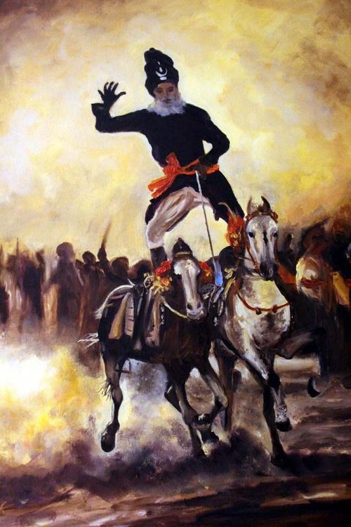 Sikh warrior - Image 0