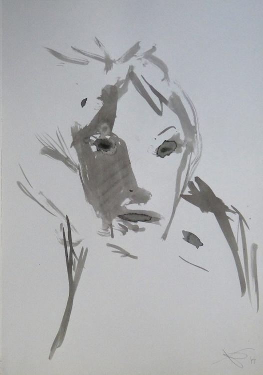 Alice 2, 29x42 cm - Image 0