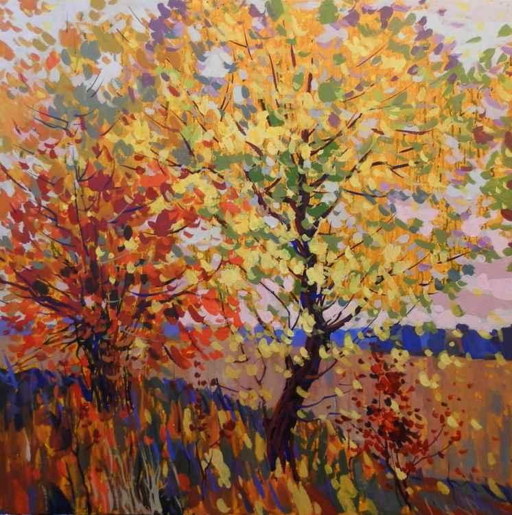 autumn tree -