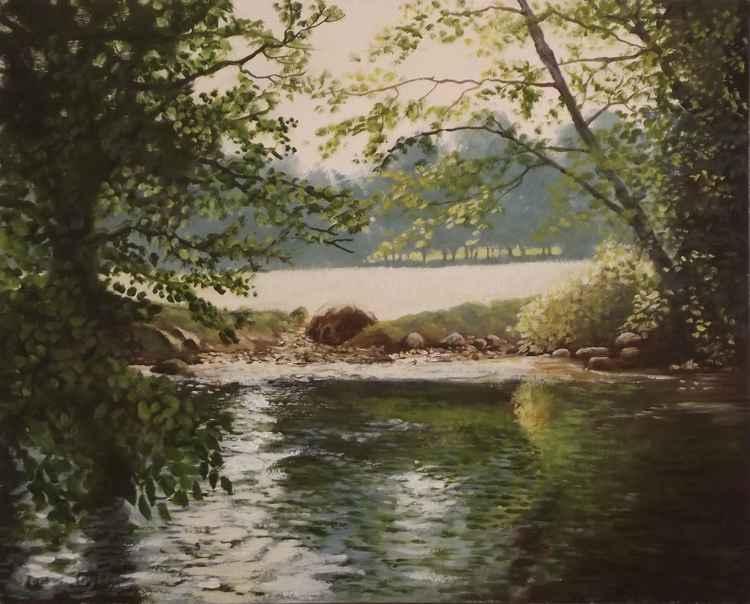 River Dronne, Dordogne