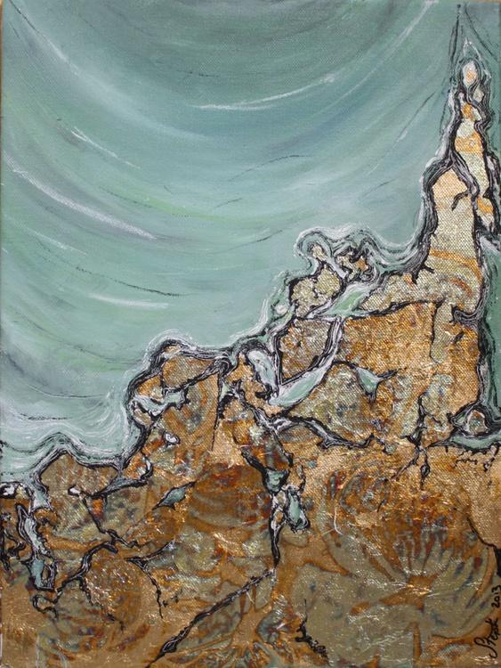 Golden Coast - Green Sea - Image 0