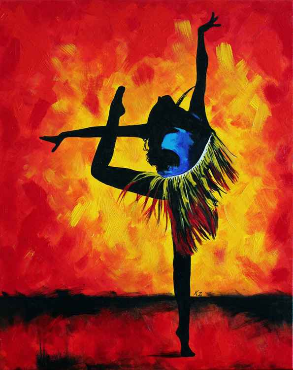 Brasilia (DANCER SERIES) -