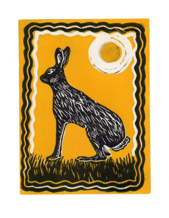 Golden Hare - Image 0