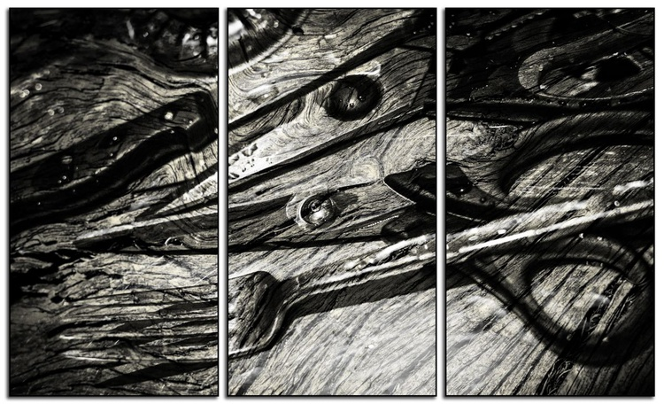 Wood Utensils Triptych - Image 0
