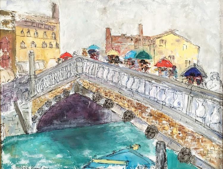 Venice in the Rain - Image 0