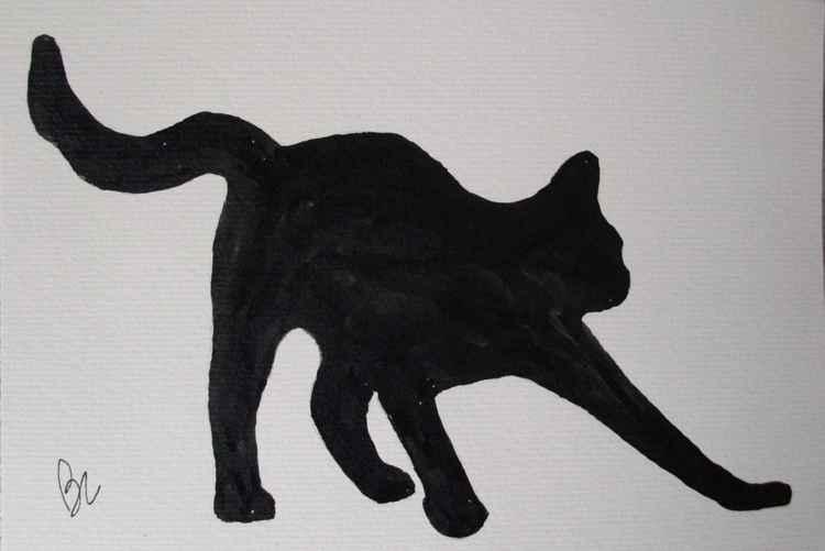 Cat - SOLD -