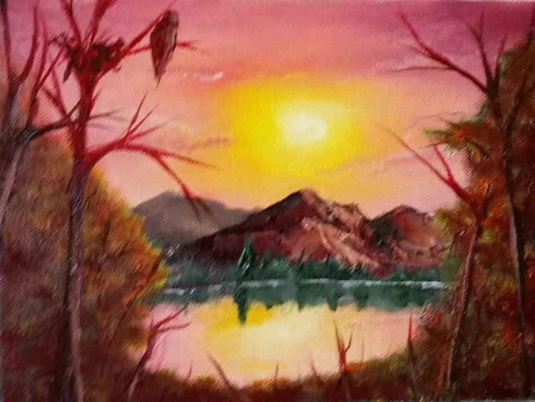 Pineapple lake