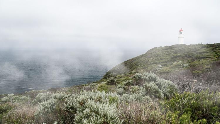 Foggy Lighthouse - Image 0