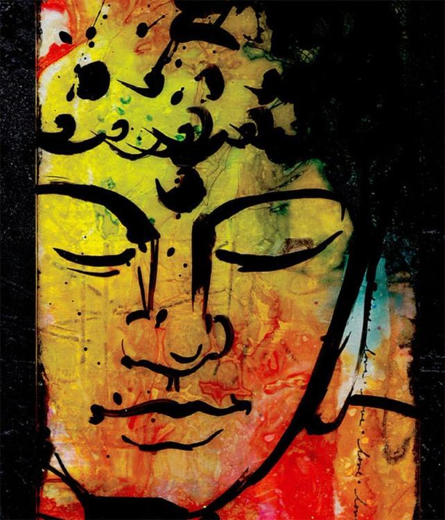 Buddha No.mm53 - Image 0