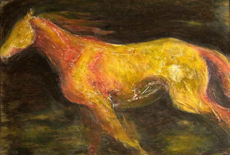 Fire Horse -