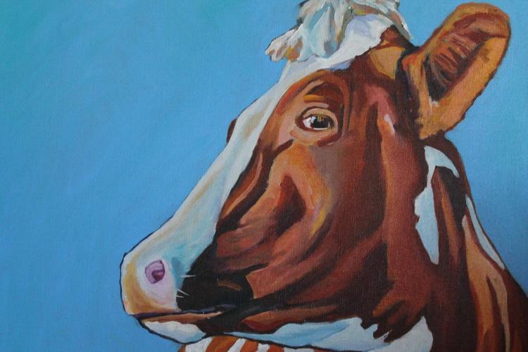 Punk Cow - Image 0