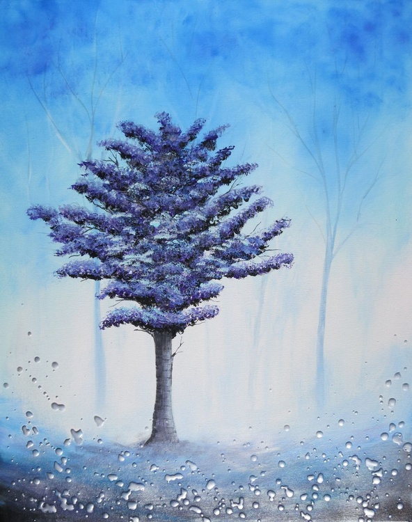 Tree of Blue - Image 0