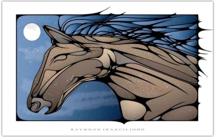 Mid-Night Gallop -