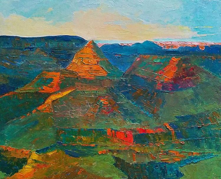 Illumination, Grand Canyons, Landscape - Image 0
