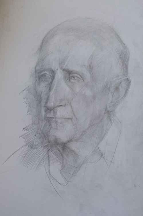 old man Alexander -