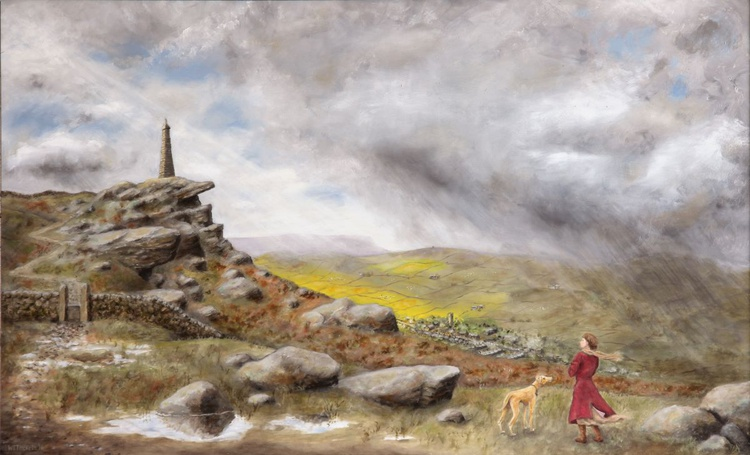 Wind and Rain Over Wainman's Pinnacle - Image 0