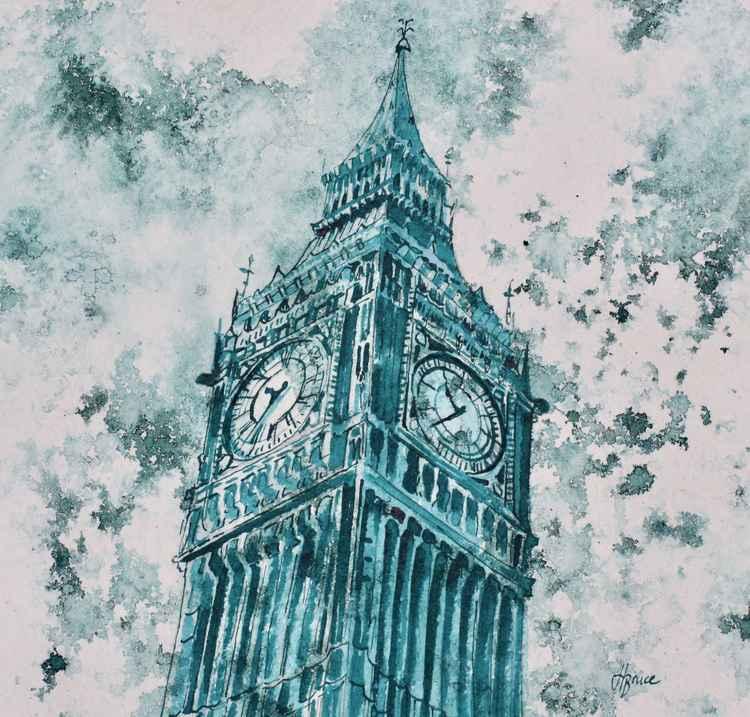 Big Ben London -