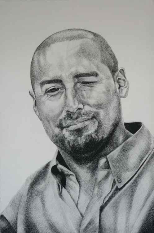 Retrato de hombre -