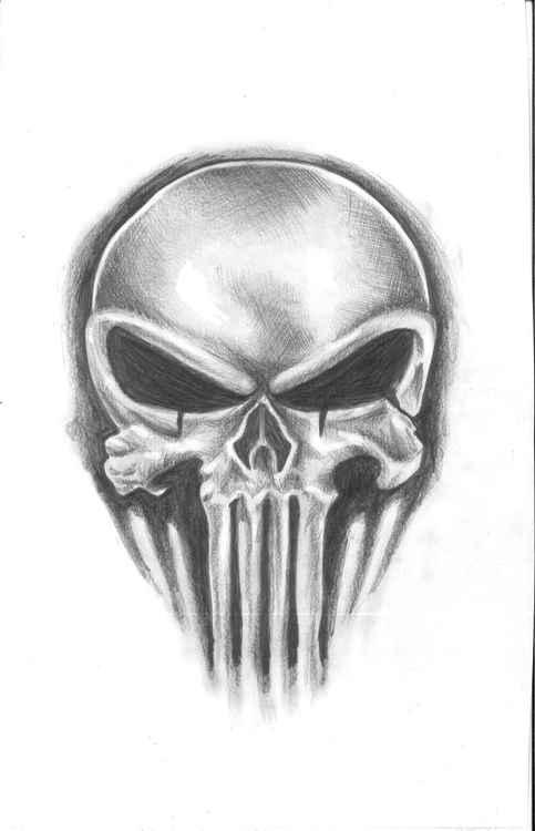 Skull Melt -