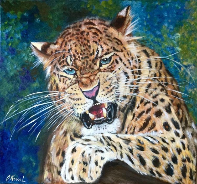 Night leopard - Image 0