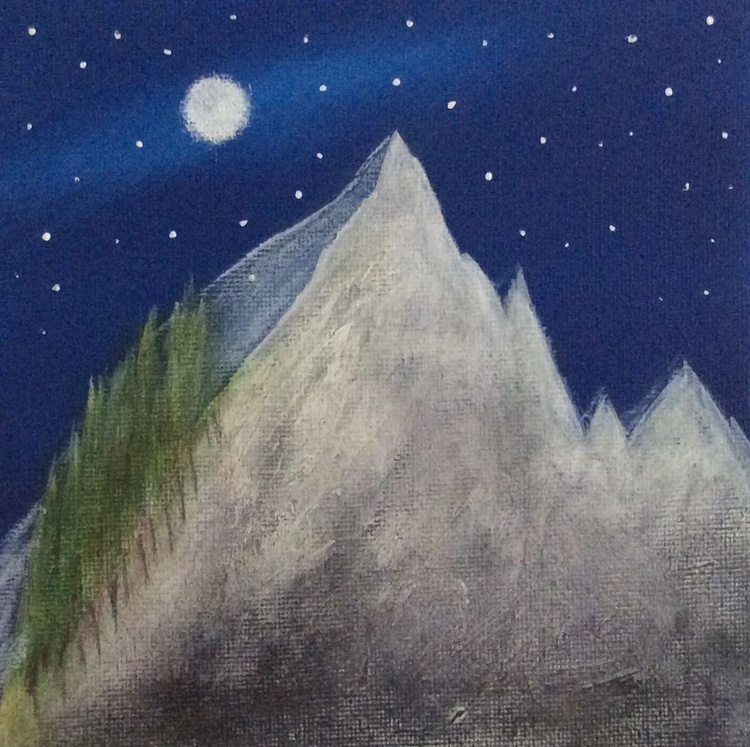 """ the pointy peak "" ( miniature size ) - Image 0"
